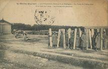 Les Prisonniers Allemands en Bretagne. |