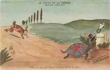 LE LIEVRE ET LA TORTUE (EDITION 1940-1944) | Vilaseca O.