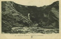 PRESQU'ILE DE RHUYS - La Fontaine de Saint-Gildas |