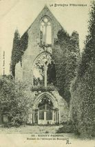 Ruines de l'Abbaye de Beauport |