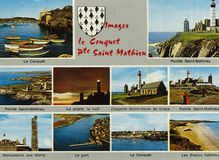 Images. Le Conquet. Pte Saint Mathieu |