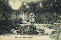 La Fontaine de St-Meen |
