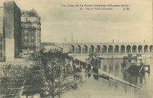 Vers le Viaduc d'Auteuil |