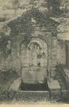 Fontaine miraculeuse de Notre-Dame du Roncier |