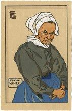 Vieille Femme de Plouhinec | Geo-fourrier Georges