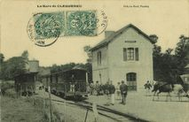 La Gare de CLEGUEREC |