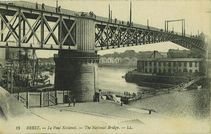 Le pont national - The national bridge |