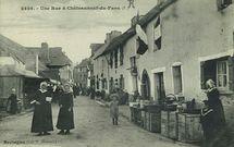 Une Rue à Châteauneuf-du-Faou |