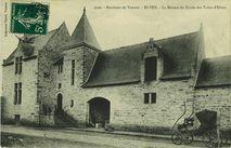 La Maison du Garde des Tours d'Elven |