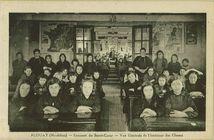 Vue Générale de l'intérieur des Classes | Combier