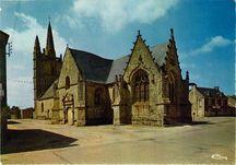 L'église St-Yves |