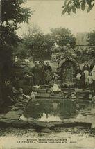Fontaine Saint-Jean et le Lavoir |