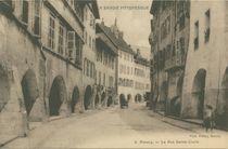 La Rue Sainte-Claire | Pittier