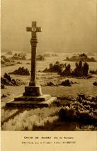 CROIX DE MODEZ (Ile de Bréhat)   Wilborts Adrien (Docteur)