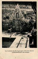 La fontaine de St Cognogan avec son lavoir | Milliou