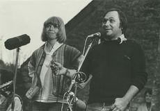 Kadig, chanteur traditionnel du pays vannetais 1978   Kervinio Yvon