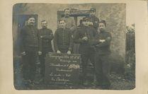 Campagne 1914, 15 et 16 |