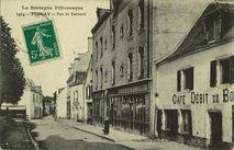 Rue de Bécherel |