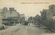Arrivée par la Route de Pénestin | Chapeau