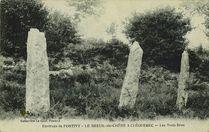 LE BREUIL-du-CHENE à CLEGUEREC |