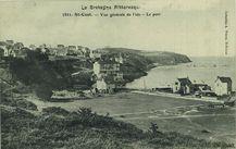Vue générale de l'Isle - Le Port |