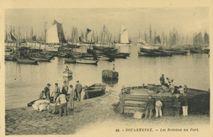 Les Bateaux au Port |