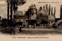 Restes de l'Abbaye de Ste-Croix |