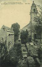 La chapelle du cimetière et l'ossuaire  