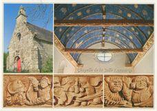 Chapelle Saint-Jérôme de la Salle (1536) | Association pour le sentier de Petite Randonnée de Lanmérin
