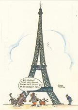 Centenaire de la Tour Eiffel | Buret Claude