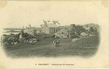 Chaussey - Habitations de pêcheurs |