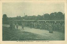 Arrivée en gare de Guer | Bocquenet