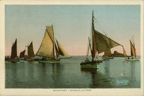 Bateaux au Port |