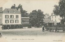 La Place de la Ville en Bois |