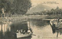 L'Aulne et le Mont Banine | Le DOARE