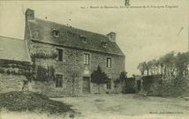 Manoir de Kermartin, lieu de naissance de St Yves (près Tréguier) |