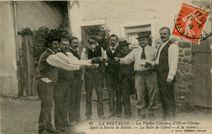 Les Vieilles Coutumes d'Ile-et-Vilaine. |