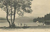 Au Bord du Lac | Neurdein