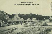 Un coin de la Rade - La Gare |