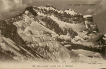 Sommet de la Tournette (2357 m. d'altitude)   Pittier