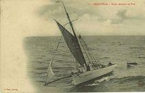 Yacht rentrant du port | A.b et Cie Nancy