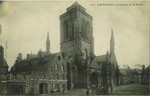 L'Eglise et la Place |