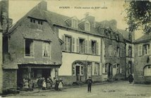 Vieille maison du XIIIe siècle |
