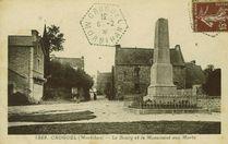 Le Bourg et le Monument aux Morts |