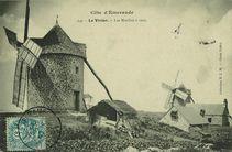 Les moulins à vent | Pallot