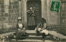 Anciens Costumes Bretons |