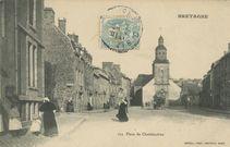 Place de Chatelaudren |
