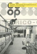 Livraison de bouteilles de gaz 1981. | Kervinio Yvon