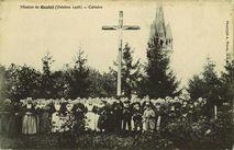Mission de Gestel. (Octobre 1908) |
