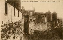 Ensemble de la Porte de l'Aude |